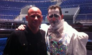 Bratislava with Guy La Liberte