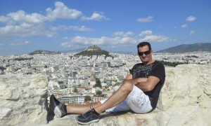 In Athen Greece