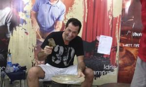 Making cymbals