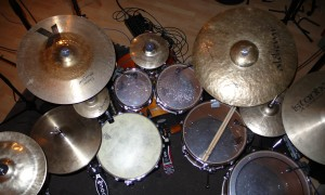 Set up for Sonny Axell